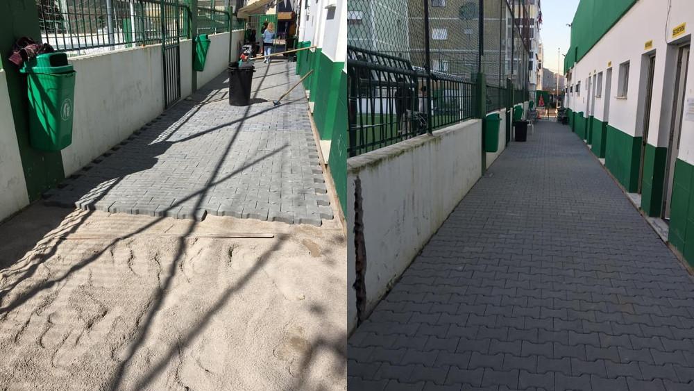 """beccac6c1 Ídolos da Praça"""" renova piso exterior - Junta de Freguesia de São ..."""